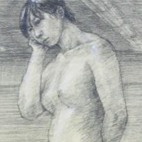 裸婦(習作)